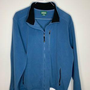 L.L. Bean fleece Longsleeve pullover